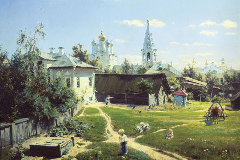 третьяковская галерея андрей усачев